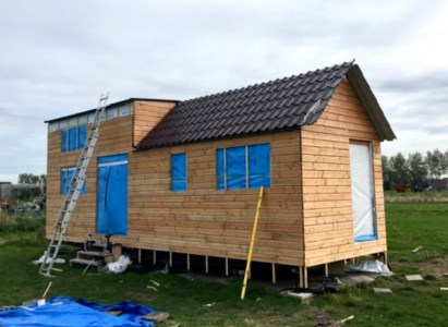 tiny house Groningen