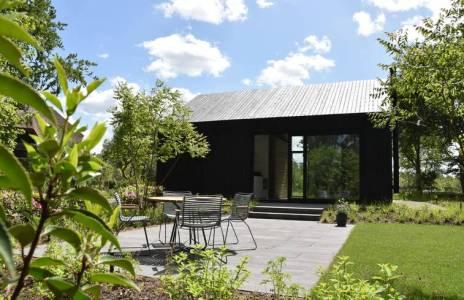duurzaam huisje in Noord Brabant