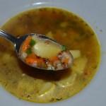 Buckwheat Soup/ Vera's Cooking/ Verascooking.com/