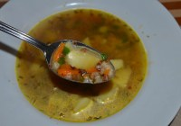 Buckwheat Soup/ Vera's Cooking/ Verascooking.com/