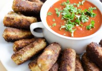 Mozzarella Cheese Sticks/ Vera's Cooking/ Verascooking.com