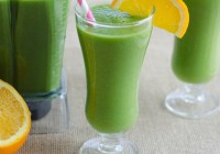 Green Smoothie/ Vera's Cooking/ Verascooking.com