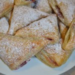 Raspberry Turnovers/ Vera's Cooking/ Verascooking.com/