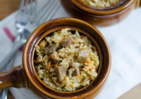 Rice Pilaf/ Plov/Плов/ Vera's Cooking/ Verascooking.com/