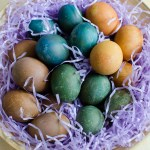 How to dye brown eggs/ Vera's Cooking/ Verascooking.com/