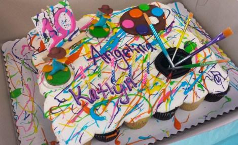Birthday Cake/ Vera's Cooking/ Verascooking.com/