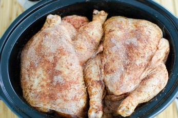 Slow Cooker Rotisserie Style Chicken (5 of 32)