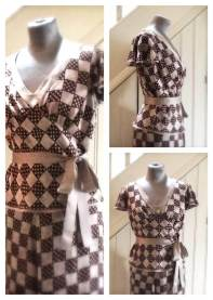 30' style PJs- from VV Free pattern, personal wardrobe