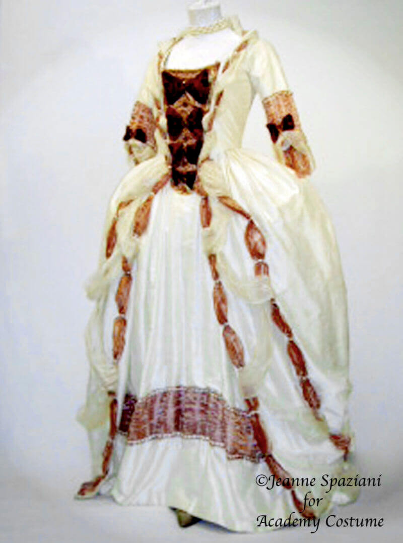 Bespoke costume for Venice carnival, self drafted 2
