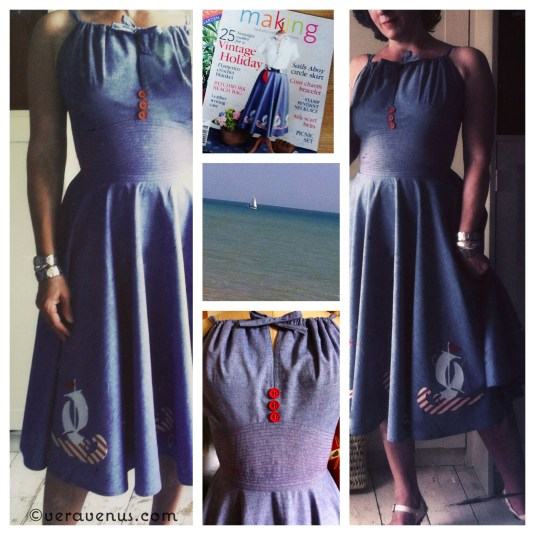 VVsailboat sundress