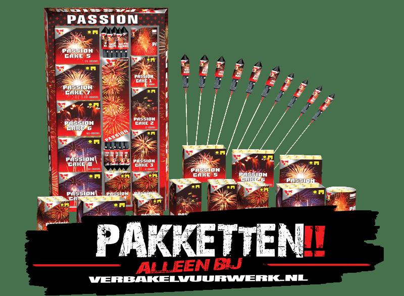 Verbakel Vuurwerk Collectie Pakketten