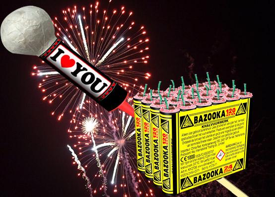 Tweede Kamer wil geen vuurwerkverbod voor consument - nieuws verbakel vuurwerk pijnacker
