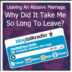 Leaving an abusive marriage is never easy. I pushed the few physical abuse incidents out of my mind, but didn't realize he emotionally abused me too.