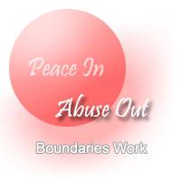 personal boundaries