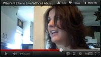 life without abuse video image