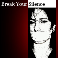 break your silence of abuse