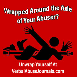 Are You Wrapped Around the Axle of Your Abuser?