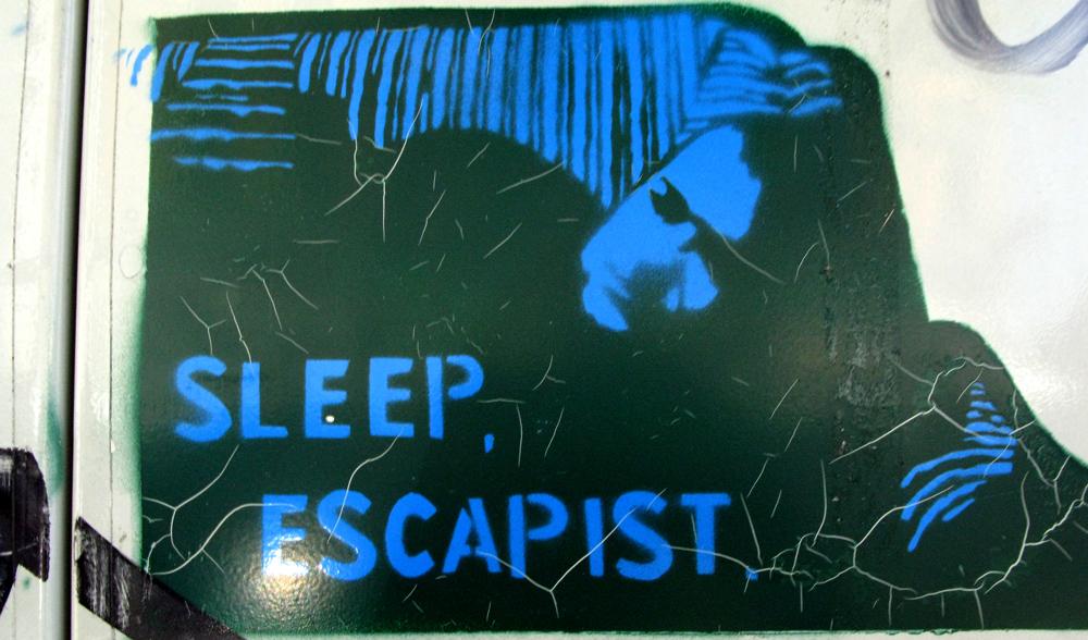sleep-escapist
