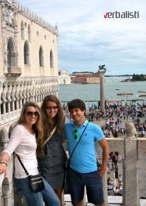 Kursevi italijanskog jezika u Italiji, Venecija, Verbalisti