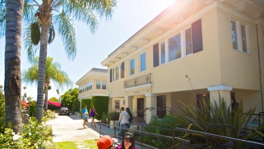 Kampus koledža Kings u Los Anđelesu
