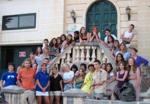 Letnja skola Verbalista na Malti - GV Malta