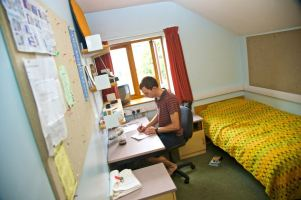 Soba u rezidenciji Crescent Hall