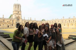 Verbalisti i letnja skola engleskog jezika
