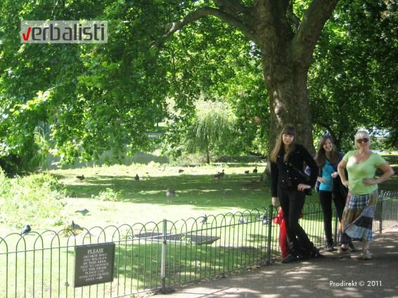 Verbalisti, My London grupa, 17. juli, 28