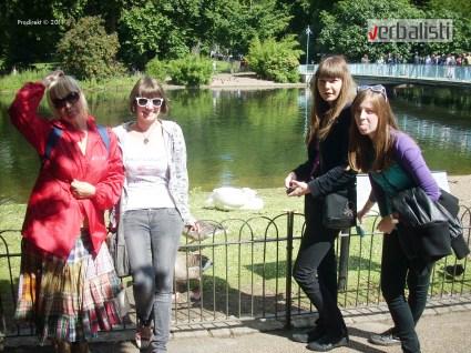 Verbalisti, My London grupa, 17. juli, 33