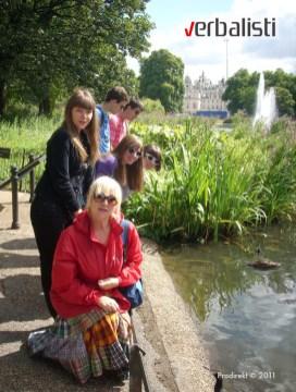 Verbalisti, My London grupa, 17. juli, 34