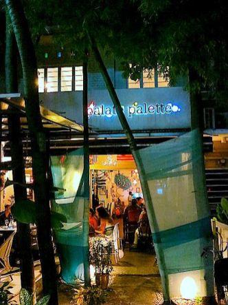 Palate Palette bar u Kuala Lumpuru u Maleziji