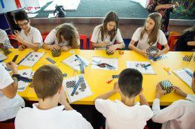 Radionica za skolsku decu, Simetrija