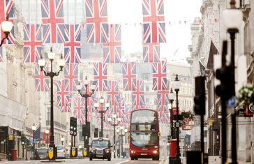 London pre proslave Dijamantskog jubileja u Londonu (1. jun 2012)