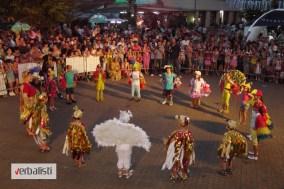 dečja karnevalska povorka