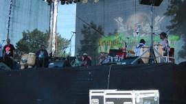 Verbalisti na festivalu Nisville 2012