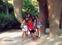 Verbalisti u Barseloni i kurs španskog jezika u školi Don Quijote