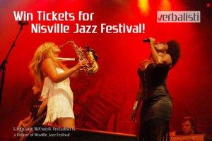 Komunikacijska mreža Verbalisti je medijski partner džez festivala Nisville