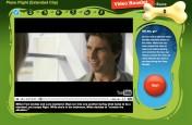 Kursevi engleskog online, Verbalisti, Video Booster - Video Player