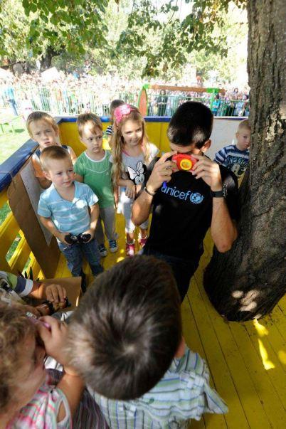 Novak Djokovic podrzao rad i ulaganje u rani razvoj dece i ucenje kroz igru, 8