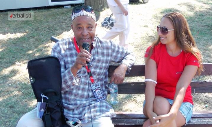 Gregg Kofi Brown, pevač grupe Osibisa