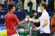 Novak Djokovic i Andi Marej