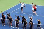 Djokovic Enjoys Arthur Ashe Kids Day