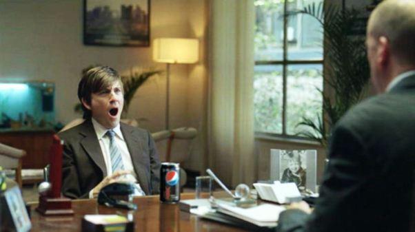 Najbolje reklame, intervju za posao, Pepsi