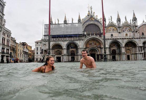 Poplave u Veneciji