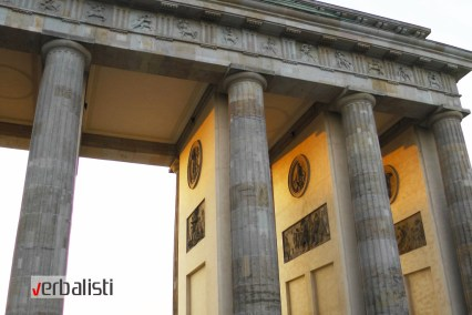 Brandenburska kapija u Berlinu