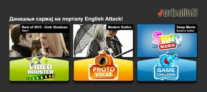 Najpopularniji online sadrzaji za ucenje engleskog jezika u 2012.