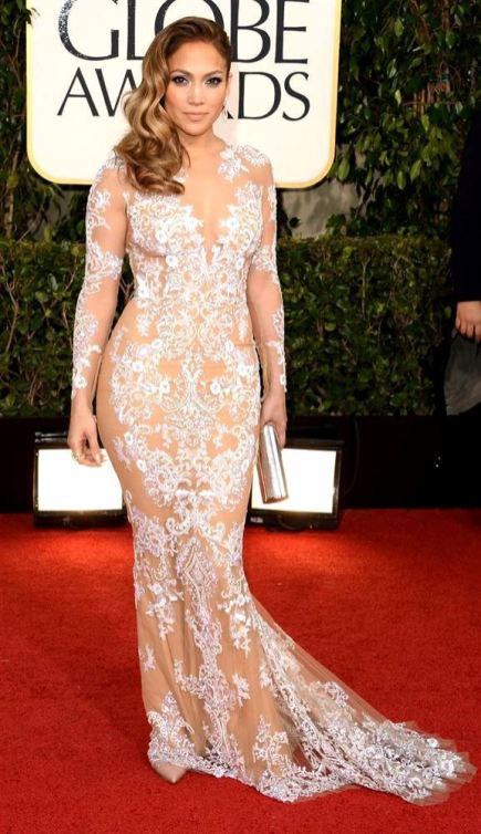 Jennifer Lopez, dizajner Zuhair Murad
