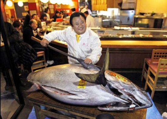 Tuna vredna skoro 2 mil dolara