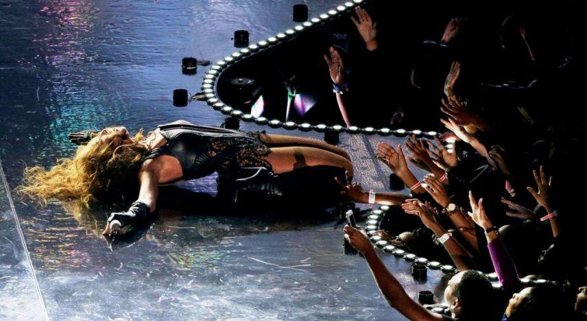Bijonse je svojim nastupom oduševila publiku
