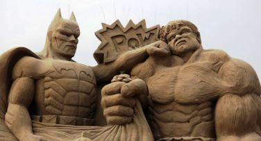 Batman and The Incredible Hulk